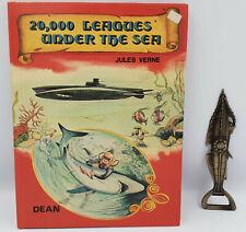 20,000 LEAGUES UNDER THE SEA : NAUTILUS BOTTLE OPENER 7 1977 ANNUAL