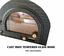 Wood fired  pizza oven - Glass Door
