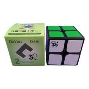 DaYan ZhanChi 2x2 Layer Puzzle Cubes Speed Unique Twisty Cube Cheap Fast New Hot