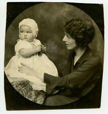 Vintage Press Photo Lady Doris Hilda Gordon-Lennox Vyner & Daughter Elisabeth