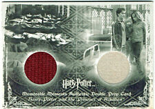 Harry Potter Memorable Moments 2 Incentive Double Prop Card Ci1 #375/380