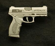Empire Pewter Taurus PT 24/7 Handgun Pewter Pin