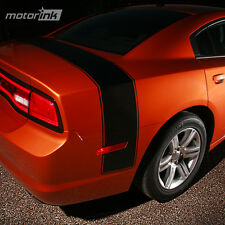 2011 2012 2013 2014  Dodge Charger Bumblee bee Rear Side & Trunk Stripes Decals