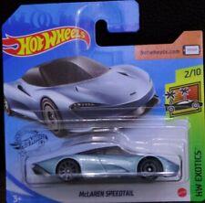 Hot wheels McLaren Speedtail HW Exotics 2/10 2020 227/250 GHB53-D521