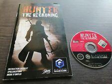 Hunter The Reckoning nintendo gamecube
