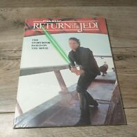 Star Wars Return of the Jedi Story Book Random House 1983