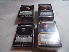 STAR TREK CCG 2E COMPLETE PREMIERE 415 CARD SET