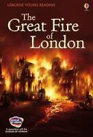 The Great Fire Of London Hard Back Usborne 9781409581024