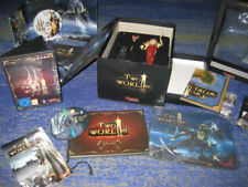 Two Worlds II 2-Royal Edition PC COLLECTORS EDITION RARO PERSONAGGIO codice ARTBOOK