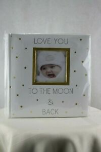 Malden 2-Up Love you To The Moon Baby Album