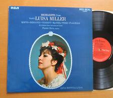SB 6780 Verdi Luisa Miller Highlights Anna Moffo Bergonzi Verrett RCA NEAR MINT