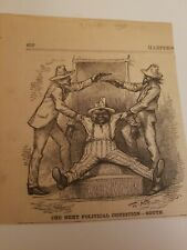 3-Small African American Prints-(1870s/1881/1889)
