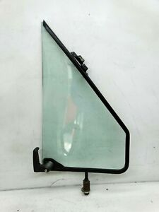 Ford F150 Bronco F250 F350 F450 Front Vent Window Wing Left Driver Glass 92-97