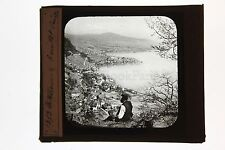 Menton France Plate Projection Vintage