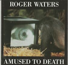 Roger Waters ‎– Amused To Death CD