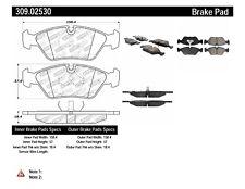 Disc Brake Pad Set-Sport Brake Pads Front Stoptech 309.02530