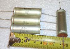 2.2 uF 250 V Russian USSR  PETP Capacitors K73-16. Lot of 10. New