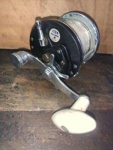 Vintage True Temper Model 1120 Fishing Reel Used. Salt Water