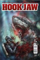 HOOK JAW (2016) #5 (of 5) - Cover A - New Bagged