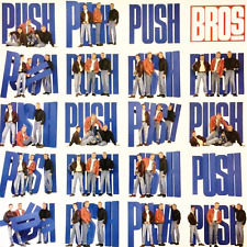 BROS ‎- Push (LP) (EX-/EX-)