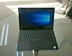 """Dell XPS 13 9350 13.3""""  i7 6th 8GB 256GB SSD Win10 Pro  QHD 3200x1800"""