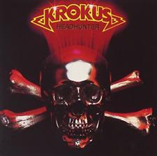 KROKUS-HEADHUNTER (UK IMPORT) CD NEW