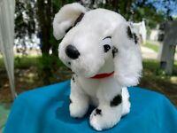 Vintage 1985 Canasa Disney 101 Dalmatians Puppy Dog Plush Stuffed Animal Toy