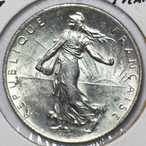 France 1919 2 Francs 294274 combine