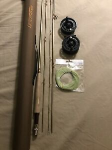 Whisper/ Stillwater 5wt Fly Rod/reel Combo