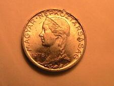 1970-1985 HUNGARY 5 Filler Lot of 4 Coins Scarce Choice BU's 1970,1972,1975,1985