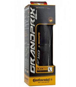 """NEW 2021 CONTINENTAL GRAND PRIX Black Chili Clincher Folding Tire: 28"""" 700x25c"""