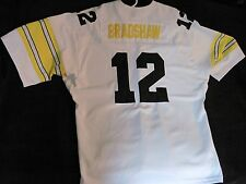 Mitchell and Ness 1975 Throwback Jersey  12 Bradshaw 23b65a8e5