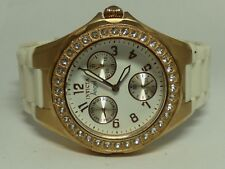 Invicta Women's 1646 Angel Jelly Fish Crystal-Accented 18k Plated Watch