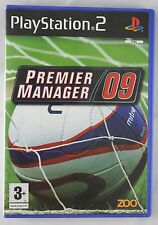 Premier Manager 09 - Playstation 2 - PS2 | usato