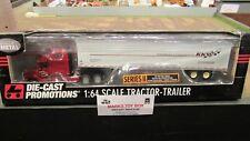 DCP#30877 KKW TRANSPORTATION CO FL COLUMBIA SEMI TRUCK DRY VAN TRAILER 1:64/ FC