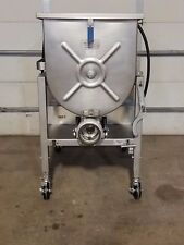 Hollymatic Gmg 180A Mixer Grinder 10 Hp Excellent Condition 4 years old