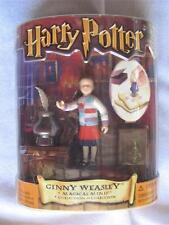 "Mattel 2002 Harry Potter COS  GINNY WEASLEY  3"" Mini Action Figures MINT"