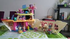 Bateau de croisière Littlest Petshop + 17 figurines