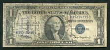 "1935-A $1 ONE DOLLAR SILVER CERTIFICATE ""WWII SHORT SNORTER MAY, 1944"""