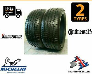 2x 195 65 15 1956515 195/65R15 TWO High quality part worn tyres * 6mm+* SALE!