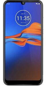 Motorola Moto E6 Plus - 32GB - Polished Graphite (Unlocked) (Single SIM)
