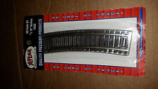 Ho Atlas Code 83 1/2 18 degree Curved Sections (4 pcs) Nip # 533 *