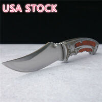 Folding Knife 5CR15Mov Blade Tactical Camping Survival Combat Pocket Knives EDC