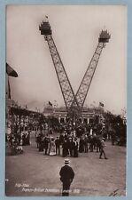 FLIP FLAP, FRANCO BRITISH EXHIBITION LONDON 1908 - Unposted Vintage Postcard