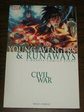 Civil War Young Avengers & Runaways Marvel Comics (Paperback)< 9780785123170