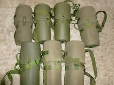 More details for joblot 1980's military vacuum flask carrier x 7