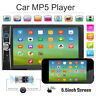 """7"""" Inch Touch Screen HD Radio Audio Stereo Bluetooth Car DVD Player MP5 MP3 P0"""