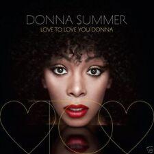 CD de musique vocaux album Donna Summer