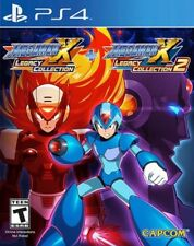 Mega Man X Legacy Collection 1+2 (ps4)