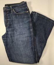 Cambio Womens Jeans Jade Dark Blue Denim Size 10